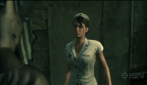 Batman Arkham City - Nurse Fiona Watson